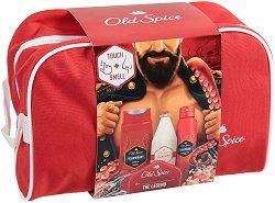 """Old Spice Captain - Подаръчен комплект с козметика за мъже от серията """"Captain"""" - продукт"""