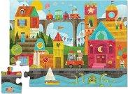 """Градове и форми - От серията """"Crocodile Creek"""" - играчка"""