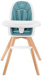 Детско столче за хранене 2 в 1 - Tixi -