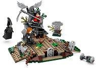 """Въздигането на Волдемор - Детски конструктор от серията """"LEGO: Хари Потър"""" - играчка"""