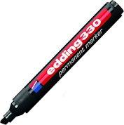 Перманентен маркер със скосен връх - E-300