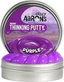 """Антистрес желе - Purple - От серията """"Crazy Aaron's"""" -"""