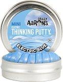 """Антистрес желе - Electric Blue - От серията """"Crazy Aaron's"""" -"""