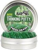 """Антистрес желе - Fresh Grass - От серията """"Crazy Aaron's"""" -"""