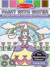 Рисувай с вода - Принцеси - играчка