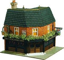 Английски пъб The Bricklayers Arms -