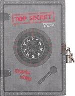 """Таен дневник - Строго секретно - От серията """"Tiger Tribe"""" -"""