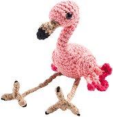Изплети сама - Фламинго - Творчески комплект -