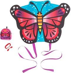 """Джобно хвърчило - Пеперуда - От серията """"Tiger Tribe"""" -"""