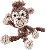 Изплети сама - Маймунка - Творчески комплект -