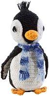 Изплети сама - Пингвин - Творчески комплект -