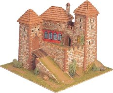 Средновековен замък - Burgen -