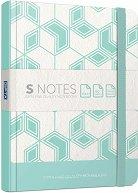Тефтер - S-notes - С размери 13.5 x 21.5 cm