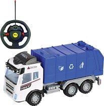 Боклукчийски камион - играчка