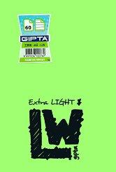 Ученическа тетрадка - Light Weight Paper - Формат А4 с широки редове -