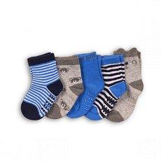 Бебешки чорапи - Комплект от 5 чифта - продукт