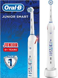 Oral-B Junior Smart Electric Toothbrush 6+ - Детска електрическа четка за зъби -