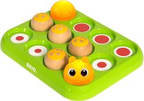 Музикална гъсеница - Play & Learn - Интерактивна музикална играчка -