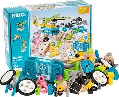 Конструктор - Builder Motor Set - играчка