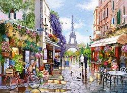 Париж в цветя - Ричард Макнийл (Richard Macneil) - пъзел