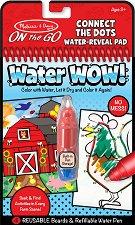 Рисувай с вода - Ферма - Творчески комплект - кукла