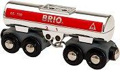 """Цистерна - Дървена играчка от серията """"Brio: Аксесоари"""" - играчка"""