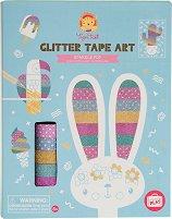 """Направи картички с блестящо тиксо - Sparcle Pop - Творчески комплект от серията """"Tiger Tribe"""" -"""