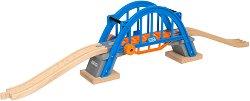 """Подвижен мост - Детска играчка от серията """"Smart Tech"""" - играчка"""