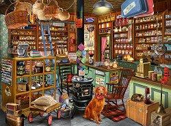 Смесен магазин - пъзел