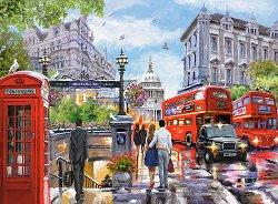 Пролет в Лондон - Ричард Макнийл (Richard Macneil) - пъзел