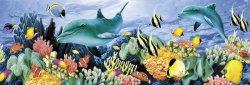 """Подводен свят - Панорама - От колекцията """"Panorama"""" - пъзел"""