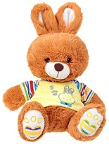 """Зайче - Разказвач на приказки - Интерактивна плюшена играчка от серията """"Моето приятелче"""" - играчка"""