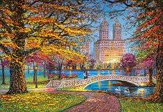 Есенна разходка в Сентръл парк - Робърт Финале (Robert Finale) - пъзел