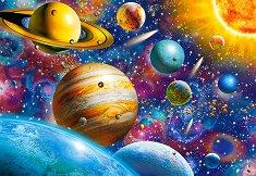 Слънчевата система - Ейдриан Честърман (Adrian Chesterman) - пъзел