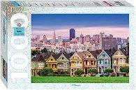 """Нарисуваните дами в Сан Франциско - От колекцията """"Travel"""" - пъзел"""