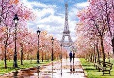 Романтична разходка в Париж - Ричард Макнийл (Richard Macneil) - пъзел