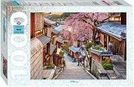 Улица в Киото, Япония - пъзел