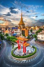 """Чайнтаун в Банкок, Тайланд - От колекцията """"Travel"""" -"""