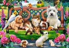 Домашни любимци в парка - Хауърд Робинсън (Howard Robinson) -