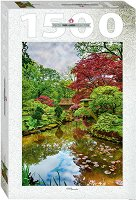 """Японска градина в Ден Хааг - От колекцията """"Park & Garden"""" - пъзел"""