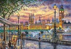 Вдъхновяващият Лондон - пъзел