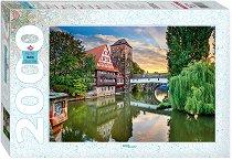 """Нюрнберг, Германия - От колекцията """"Travel"""" - пъзел"""