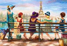 Приятелки в Париж - Стив Хендерсън (Steve Henderson) - пъзел