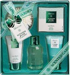 IDC Institute Scented Bath Emerald - Подаръчен комплект с козметика за тяло -