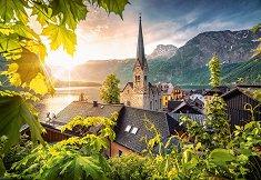 Халщат, Австрия - пъзел