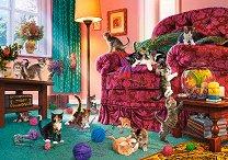 Пакостливи котета - Стив Рийд (Steve Read) - пъзел
