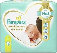 Pampers Premium Care 1 - New Born - Пелени за еднократна употреба за бебета с тегло от 2 до 5 kg -