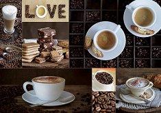 Кафе - пъзел
