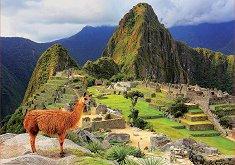 Мачу Пикчу, Перу - пъзел