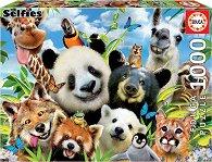 Селфи с диви животни -